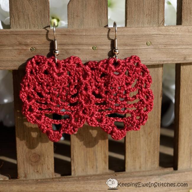 w.boho.earrings.cranberry