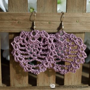w.boho.earrings.wisteria